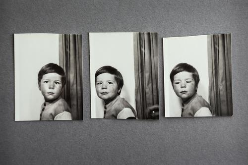 Lebensbrüche  Kinder bleiben keine Kinder! Automaten - Fotos eines kleinen Jungen Fotografie Kindheitserinnerung Kinderfoto Automatenfoto Erinnerung alt