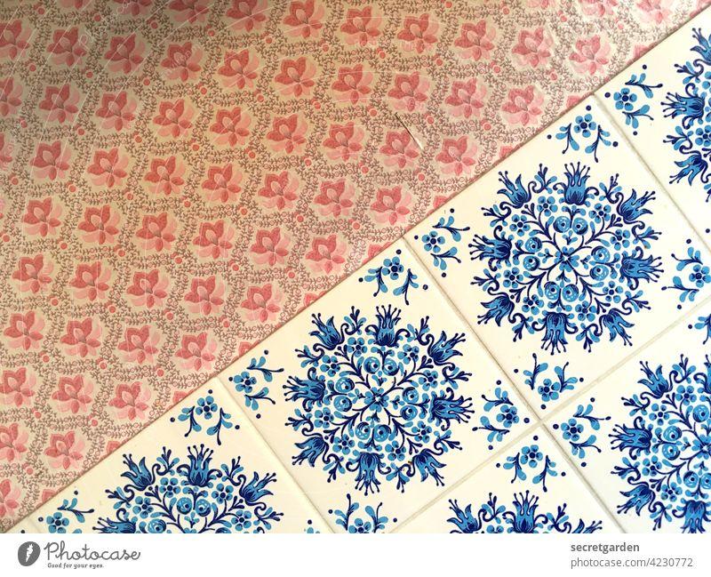 Perfektionistisch Muster minimalistisch Strukturen & Formen graphisch Hintergrundbild Geometrie einfach mehrfarbig Menschenleer Farbfoto Papier Tapete