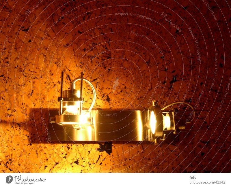 licht Licht Lampe Kork Stil Design Wand Bad Blick nach unten grau Spirale Haushalt Dinge Fototechnik Metall Beleuchtung Toilette an der wand halogen anleuchten