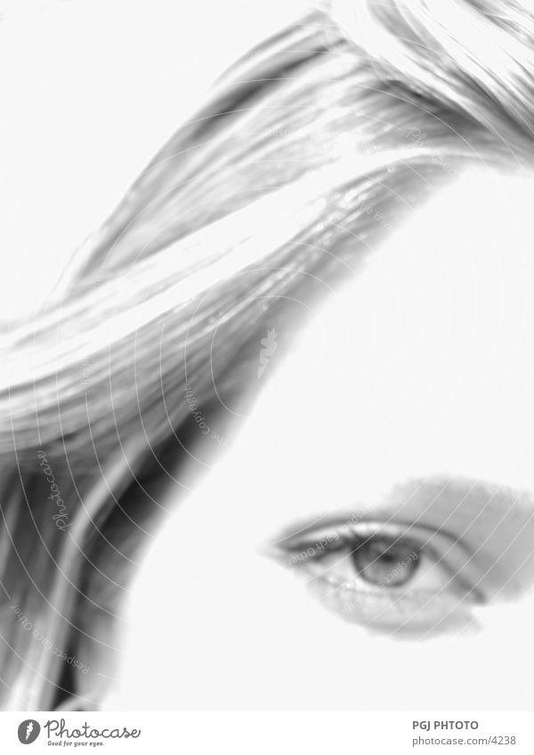 One_look Frau Mensch Gesicht