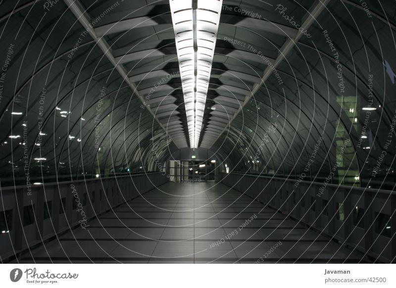 Future Floor Gebäude Licht Langzeitbelichtung Dresden Architektur Flughafen