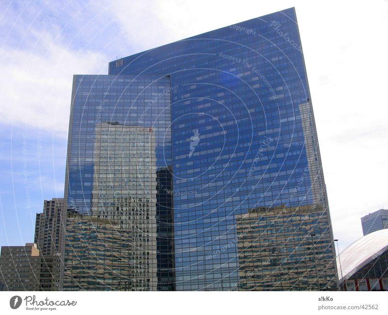 Paris HighTec Haus Kultur Industrie modern Reflektion Architektur