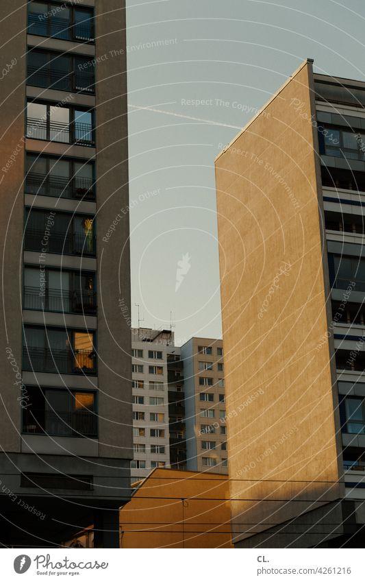 hochhäuser Hochhaus Architektur Stadt Gebäude Himmel Fassade Wand