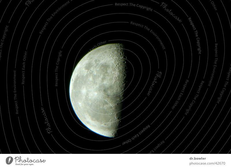 Halbmond Mond