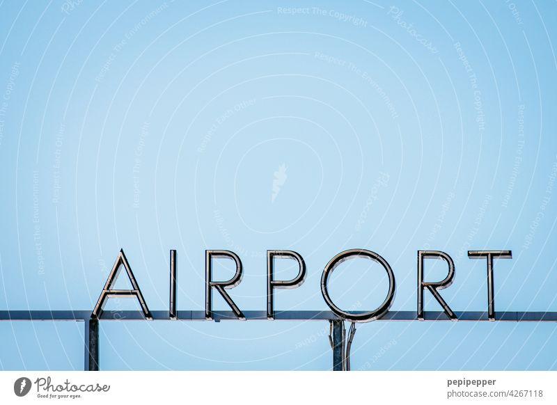 AIRPORT– Neonschild Airport Neonlicht Neonlampe Schilder & Markierungen Typographie Typografie Typography typografisch typographisch Buchstaben Schriftzeichen
