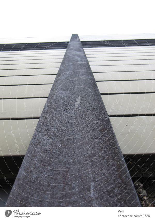 Träger nah Aufnahme Architektur