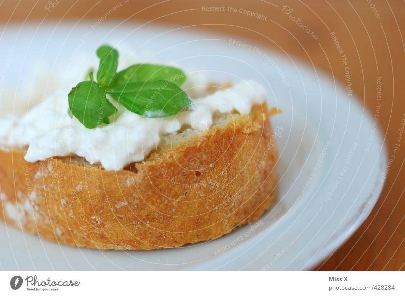 Frühstück Gesunde Ernährung Gesundheit Lebensmittel frisch Kräuter & Gewürze lecker Bioprodukte Brot Teller Mahlzeit Brötchen Fasten Diät Käse