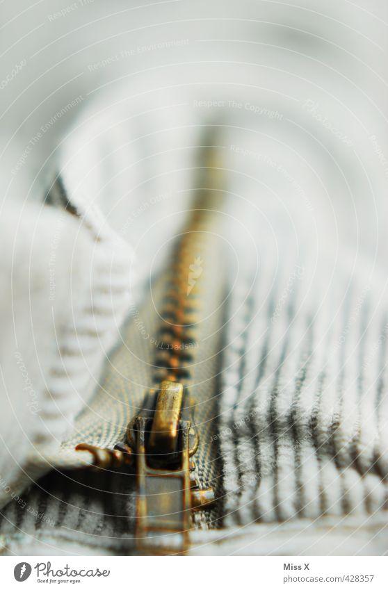 Zu glänzend geschlossen Bekleidung Stoff Hose Reißverschluss Verschluss