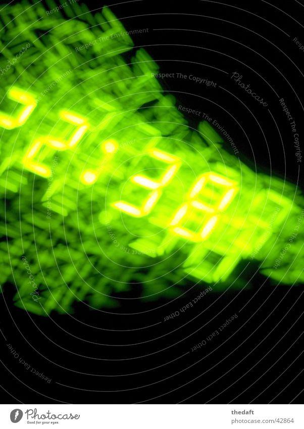 time collaps schwarz dunkel Zeit Ziffern & Zahlen Reaktionen u. Effekte Wasserwirbel neonfarbig
