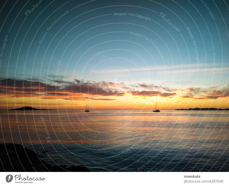 Sonnenaufgang Loreto, Baja California Sur, Mexico mexico mexiko lateinamerika nordamerika baja california sur sonnenaufgang sunrise meer pazifik