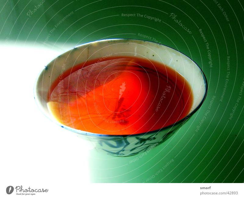 n täsken schwarzer grün rot Stimmung Wellness Indien Tee Tasse Japan Schalen & Schüsseln Teetrinken Darjeeling Schwarzer Tee