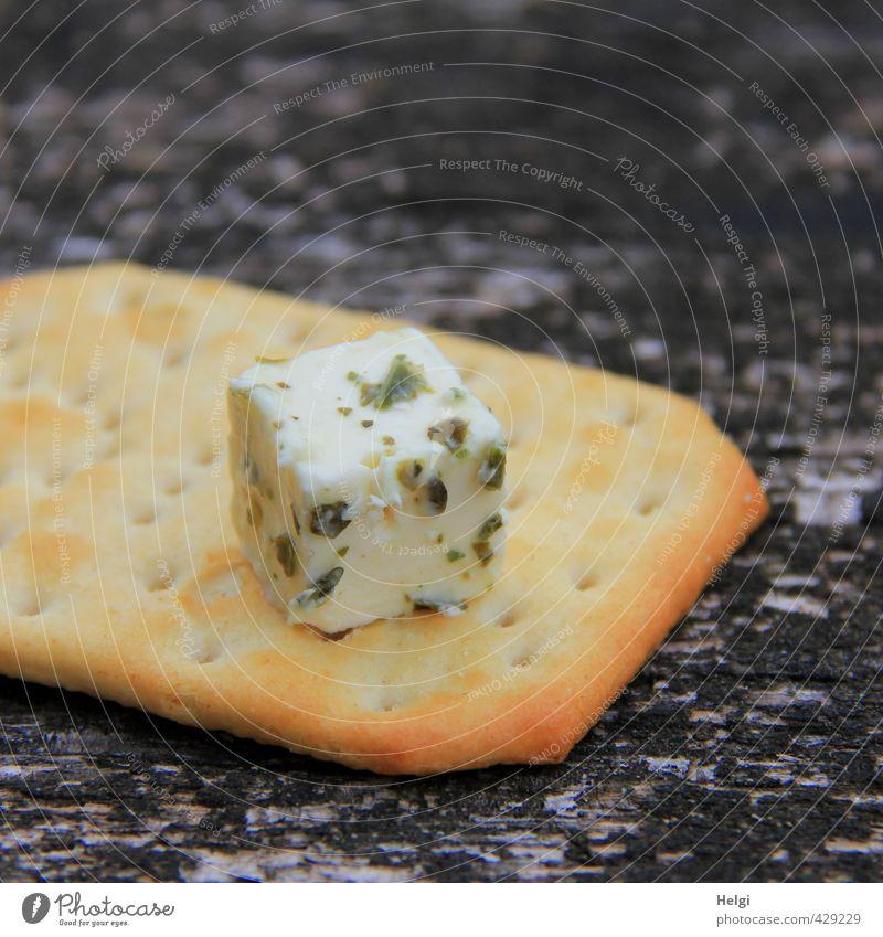 Picknick... grün weiß gelb Holz klein Essen Gesundheit außergewöhnlich braun liegen Lebensmittel Freizeit & Hobby frisch ästhetisch Ernährung Tisch