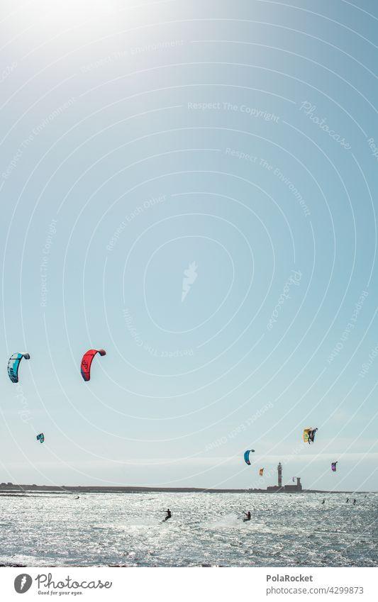 #A0# Kiter kiten mit Kiteboard am Kitestrand :) kiters heaven Kitesurfen Kitesurfer Kite fliegen kiteboarding kite sailing kites Wassersport Fuerteventura