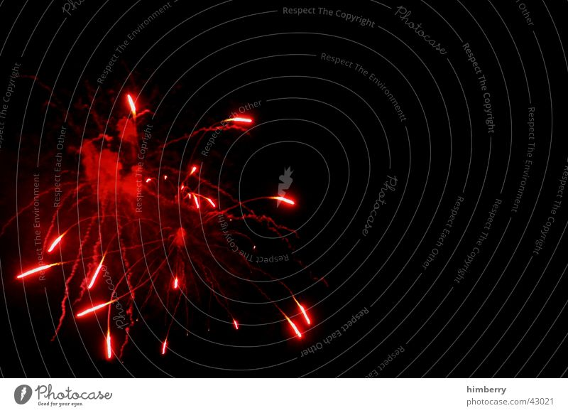 fireworks05-2 Explosion Feuerwerk Silvester u. Neujahr Nacht Lichterscheinung Lichteffekt Entertainment Freizeit & Hobby Feste & Feiern Show Düsseldorf Karneval