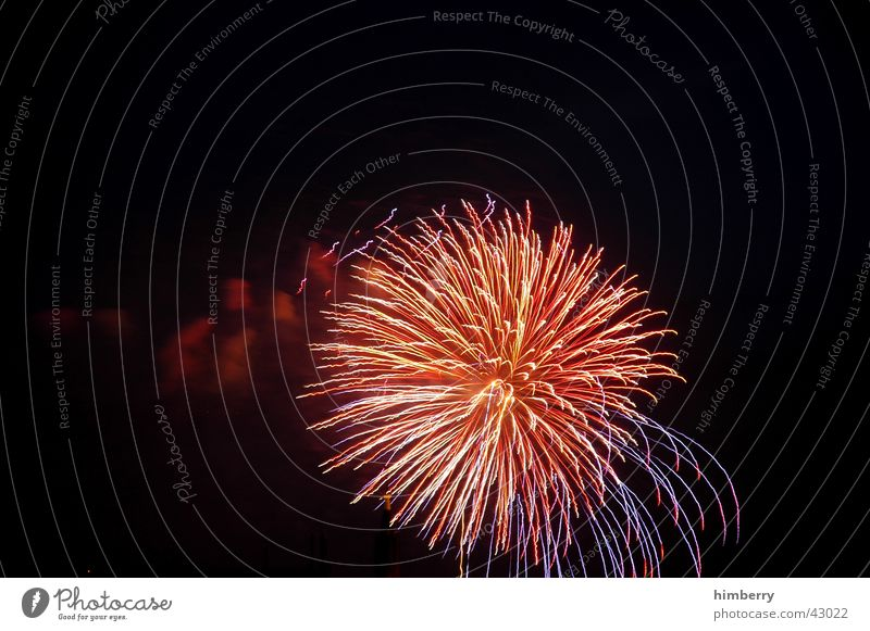 fireworks05-1 Party Feste & Feiern Silvester u. Neujahr Freizeit & Hobby Show Gastronomie Club Feuerwerk Düsseldorf Entertainment Explosion Lichteffekt