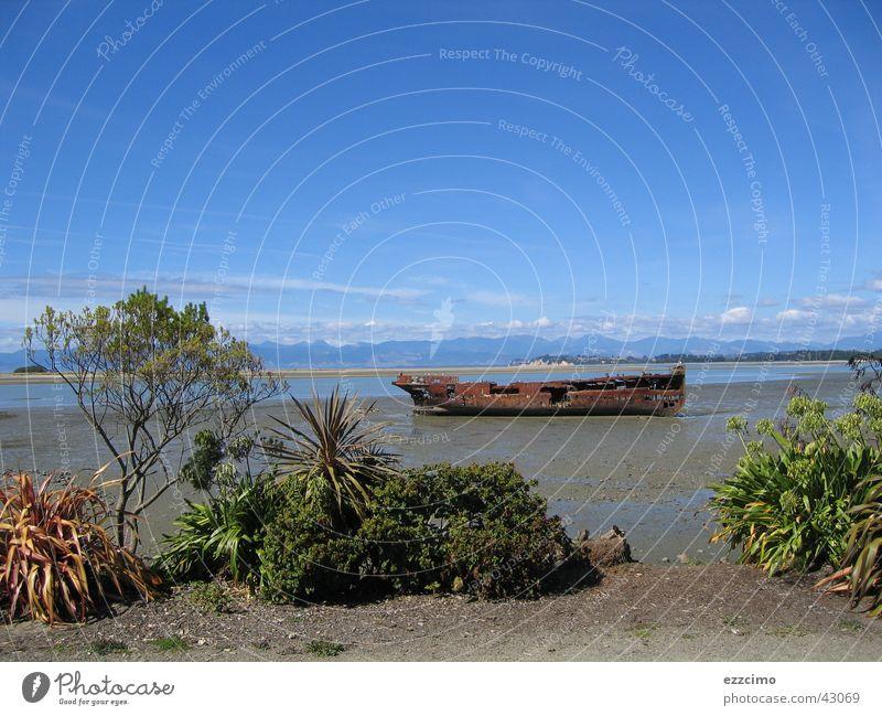 schiff Wasser Wasserfahrzeug Neuseeland