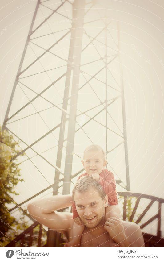 """mein Papa ist mein """"Bestes Pferd""""!!! Freude Reiten Kinderspiel Garten Reitsport Baby Mann Erwachsene Familie & Verwandtschaft Leben 2 Mensch 0-12 Monate Himmel"""