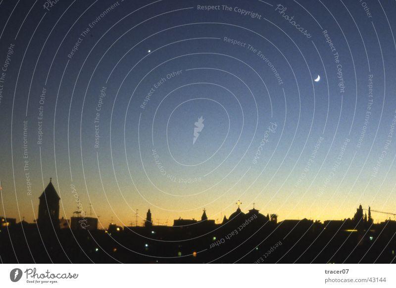 Stern von Bethlehem Religion & Glaube Erfolg Naher und Mittlerer Osten Mond Sternenhimmel Israel Jerusalem