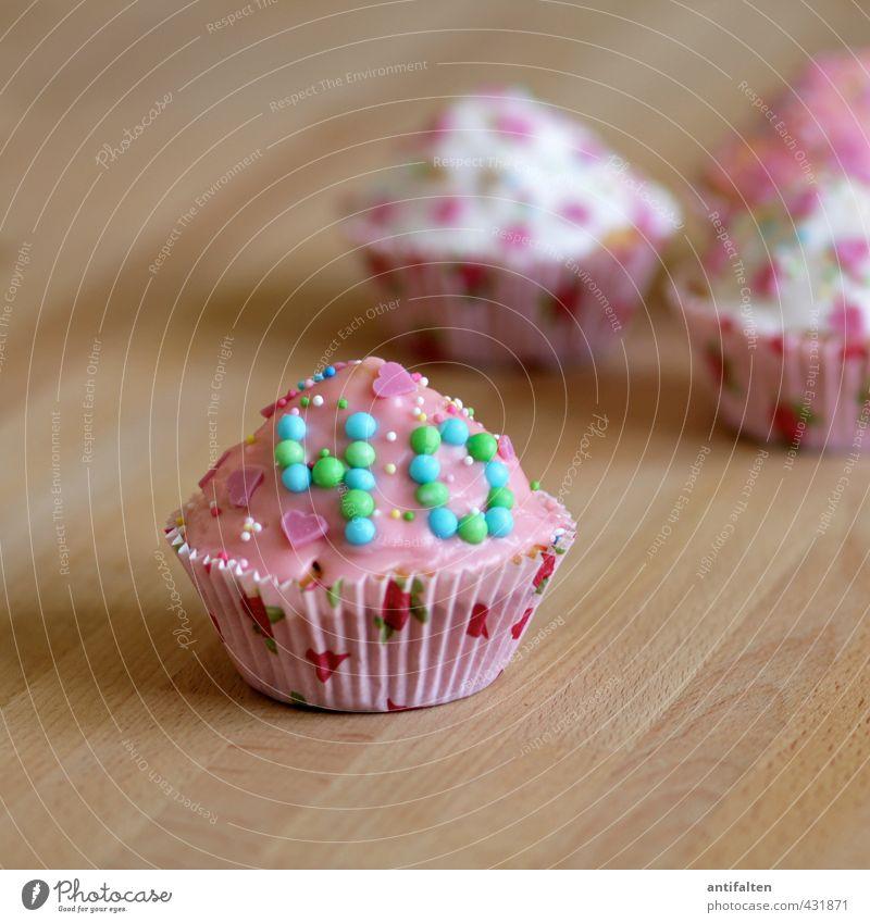 Ein Jahr hab ich noch ;-) schön Freude rosa Lebensmittel Geburtstag frisch Dekoration & Verzierung Herz Fröhlichkeit Ernährung süß Papier Zeichen Geschenk