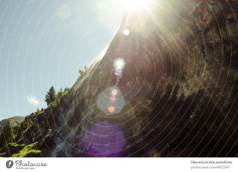 tiiiiief einatmen! mmmmmh Sinnesorgane Erholung ruhig Meditation Freizeit & Hobby Ferien & Urlaub & Reisen Tourismus Ausflug Sommerurlaub Berge u. Gebirge