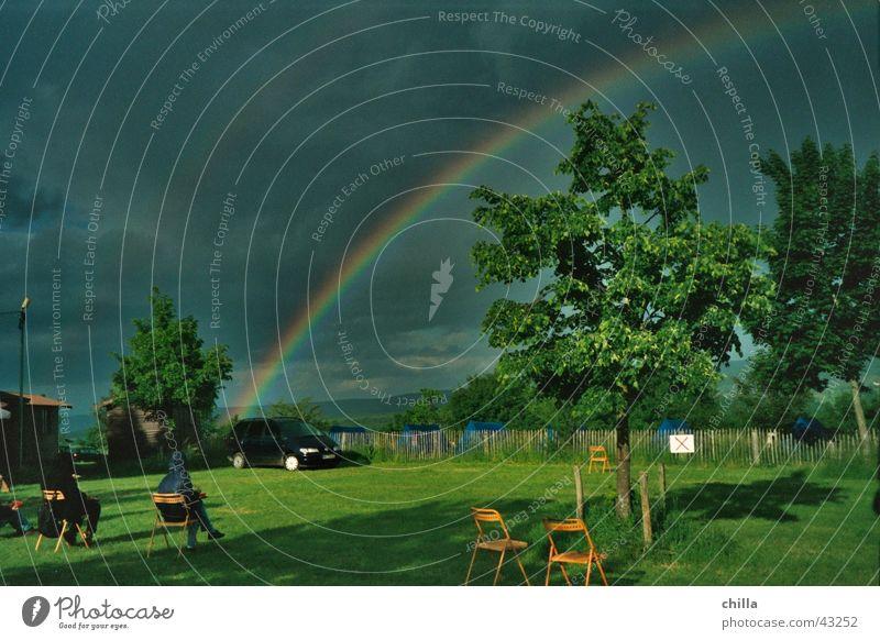 rainbow Burgund Regenbogen Taizé