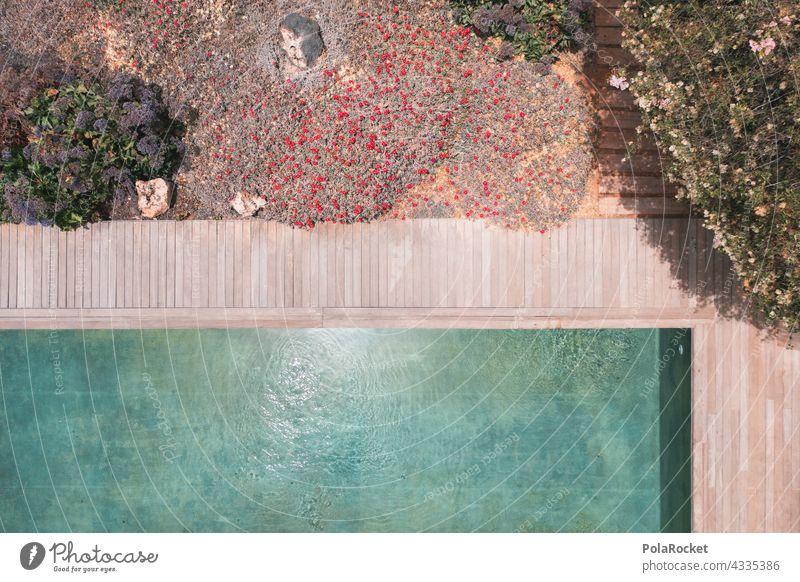 #A# Pool Überflieger Oberfläche Vogelperspektive Drohnenansicht Drohnenaufnahme Drohnenfoto Drohnenbilder drohnenflug Drohnenfotografie Meerwasser Fuerteventura
