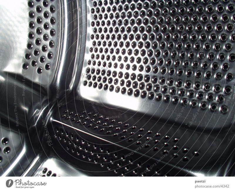 wama Edelstahl Waschmaschine Trommel Fototechnik Metall