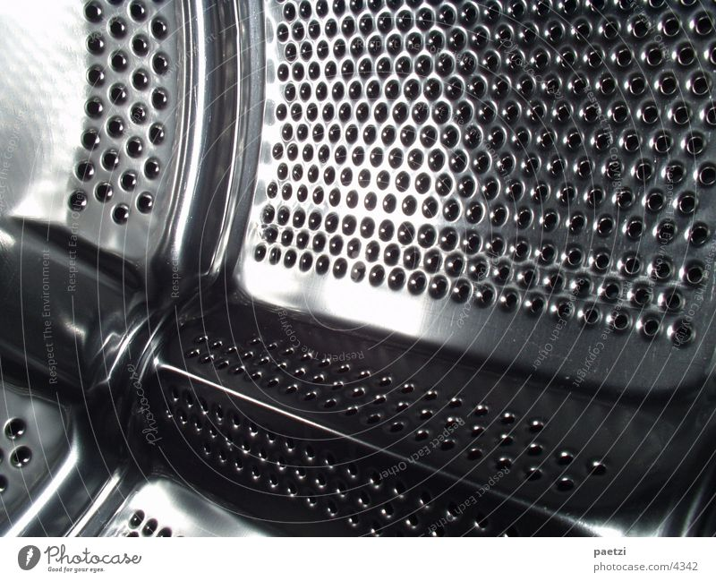 wama Metall Waschmaschine Trommel Fototechnik Edelstahl