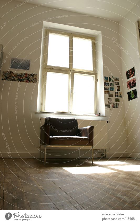 lounge leder sessel Erholung Stil Holz braun Wohnung Design retro Innenarchitektur Schmuck Möbel Leder Flur Foyer Sessel Parkett Siebziger Jahre