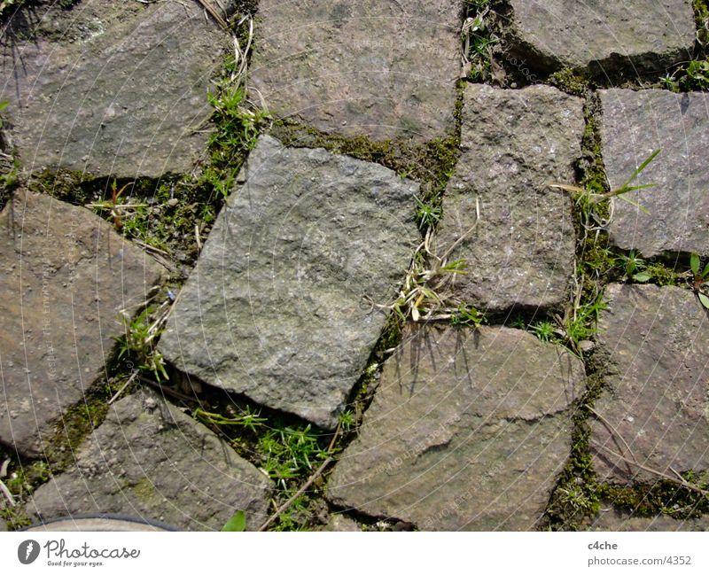 PflasterSteine Natur Stein Kopfsteinpflaster