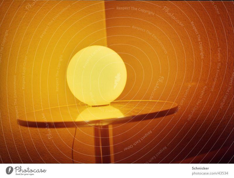 Lichtkugel Lampe Häusliches Leben Kugel
