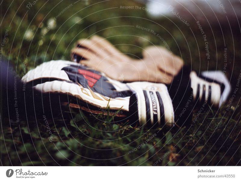 Torwart Handschuhe Fußballer