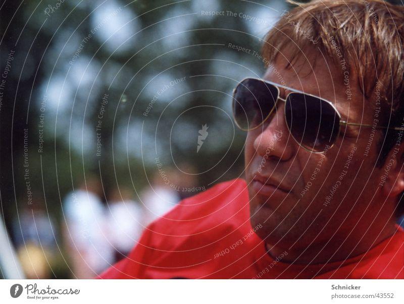Retro Sonnenbrille Sommer Pornobrille Mann