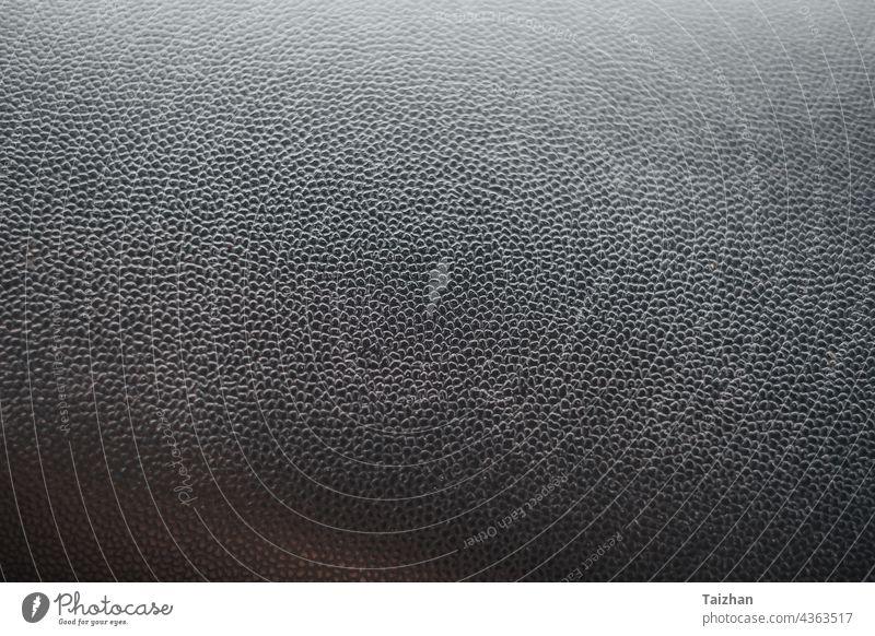 Auto Armaturenbrett Textur . Close up schwarzes Leder und Textur Hintergrund. Weicher Fokus Hintergründe Eleganz Möbel horizontal Farbe Pergament Fotografie rau