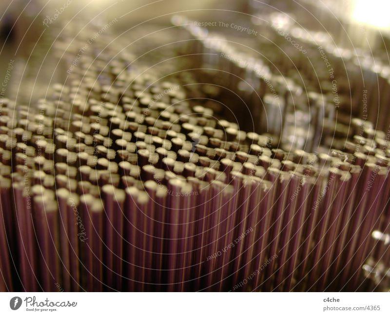 metall_stäbe Physik nah Licht Dinge Metall Stab