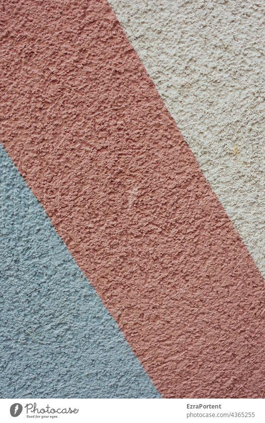 <\> Fassade Streifen Farbe Hintergrundbild abstrakt Strukturen & Formen Design Linie Wand Menschenleer Mauer Muster Grafik u. Illustration graphisch
