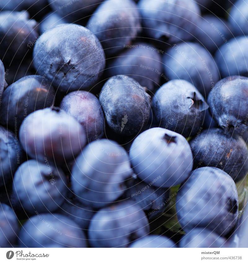 Heidelblau. Natur Landschaft Umwelt Gesundheit Lebensmittel Frucht ästhetisch viele Appetit & Hunger lecker Frühstück Beeren vitaminreich Blaubeeren Obstschale