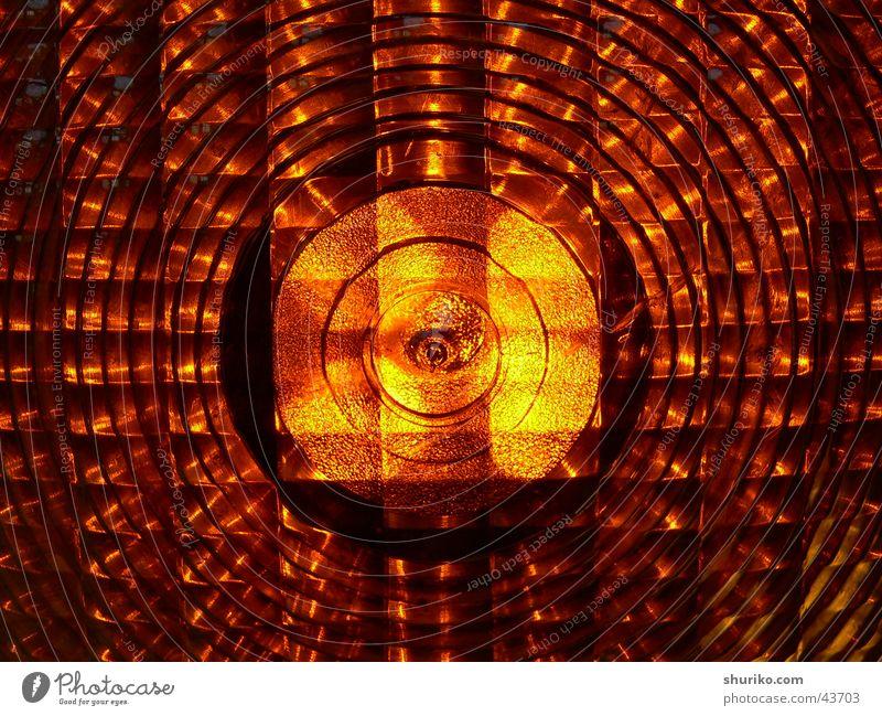 [:::orange:::] orange Deutschland Design Technik & Technologie Physik Kunststoff Bahnhof Lichtspiel Linse Bruch r o Elektrisches Gerät Warnleuchte