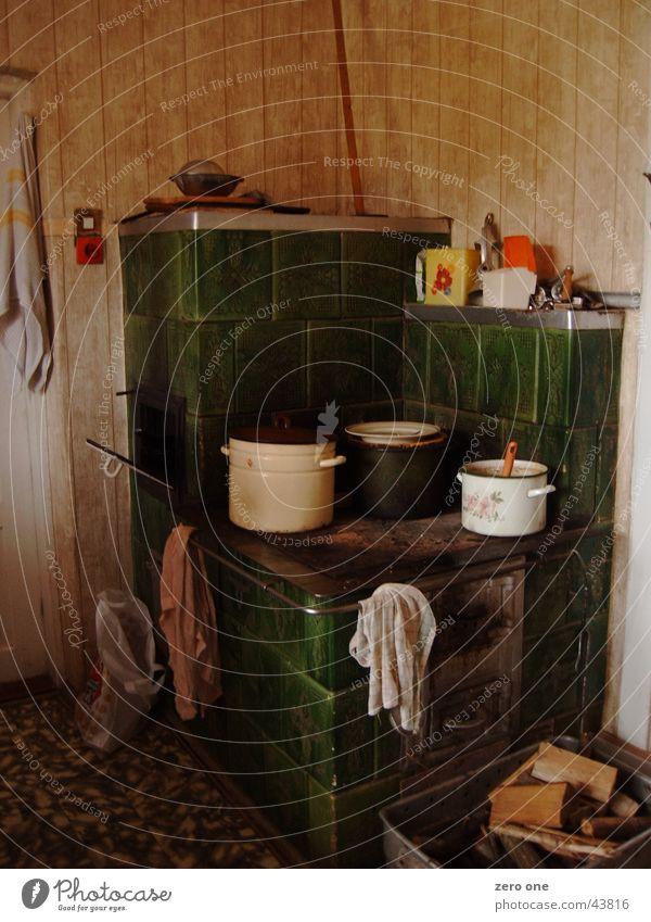Küche Ernährung Kochen & Garen & Backen Landwirtschaft Amerika Herd & Backofen Polen kultig Sowjetunion Topflappen