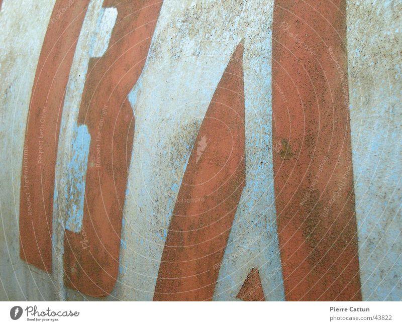 Trabant blau rot obskur Rost