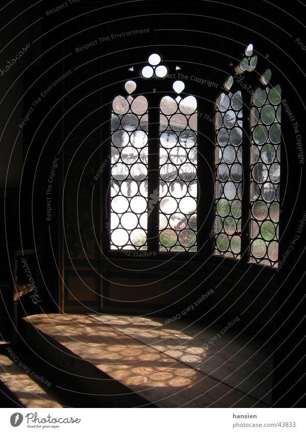 Fenster Wartburg Eisenach Vergangenheit historisch