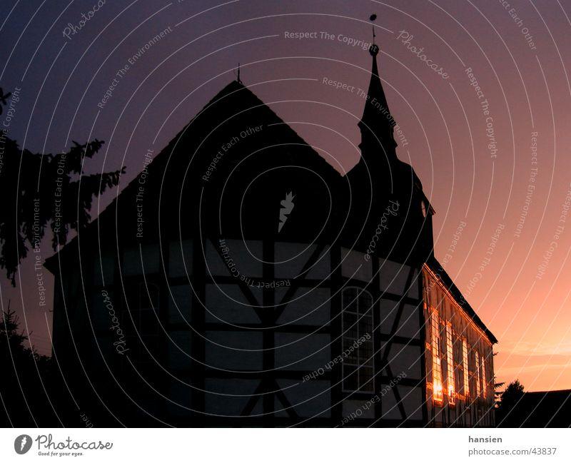 Fachwerkkirche Schlepzig Gotteshäuser