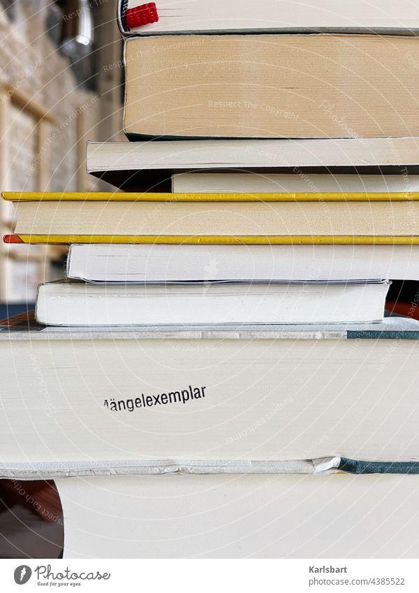 ängelexemplar Buch lesen Literatur Bildung Bücher Lesestoff Wissen Studium Roman Bibliothek lernen Büchersammlung Weisheit Stapel Wissenschaften Information