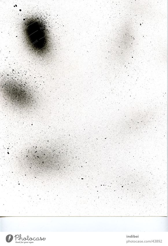 Zpray Brushes Blatt Dinge Bildbearbeitung verwendet