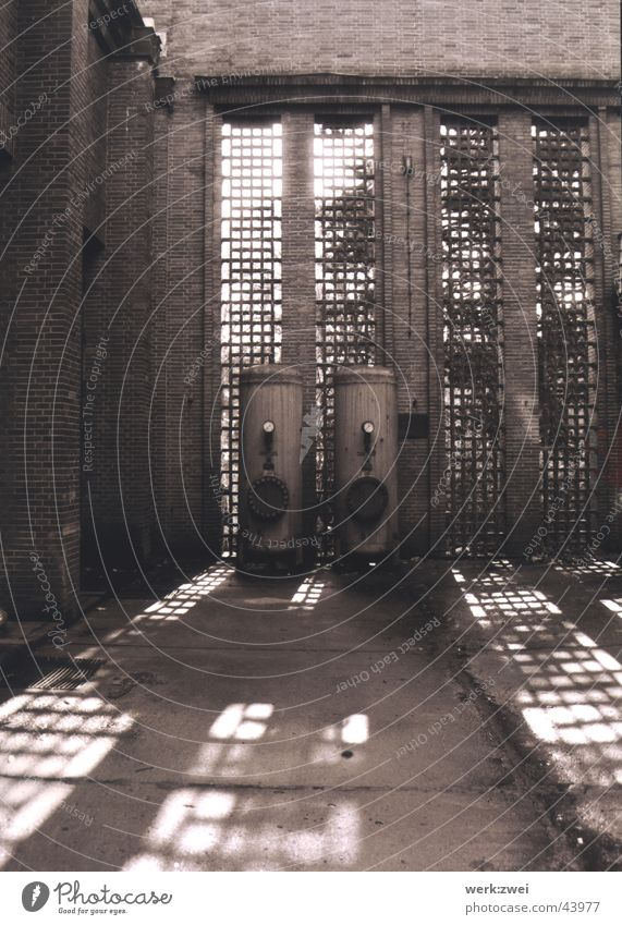 dieselkkraftwerk Kessel historisch baudenkmal Stromkraftwerke Bauhaus Architektur