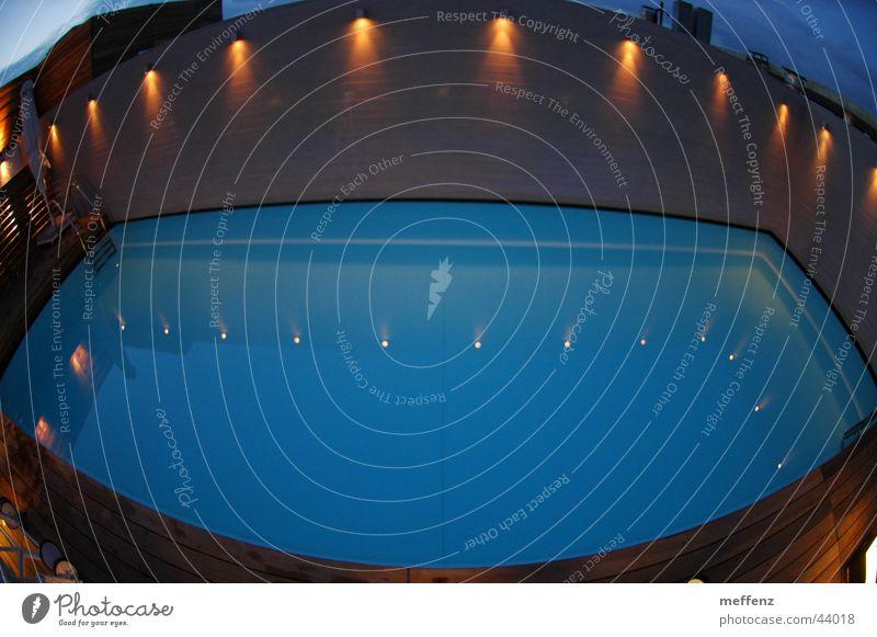 Pool Architektur modern Schwimmbad Dach Penthouse
