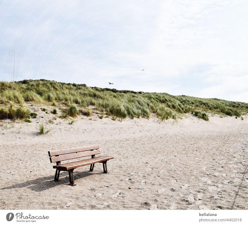 Düne vor Helgoland - Entspannung pur Farbfoto Außenaufnahme Natur Küste Umwelt Tag Strand Menschenleer Meer Nordsee Wasser Insel Licht natürlich Urelemente nass