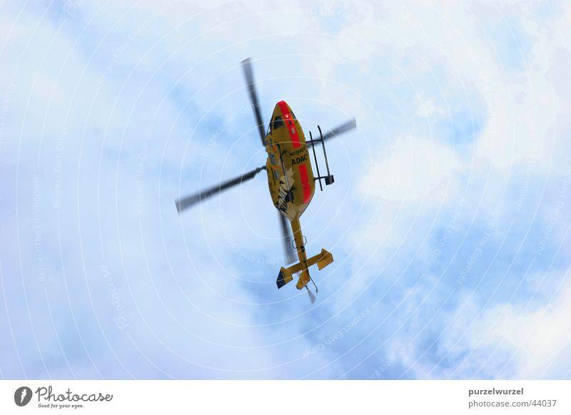 Einsatz Luftverkehr Show üben Hubschrauber Leverkusen