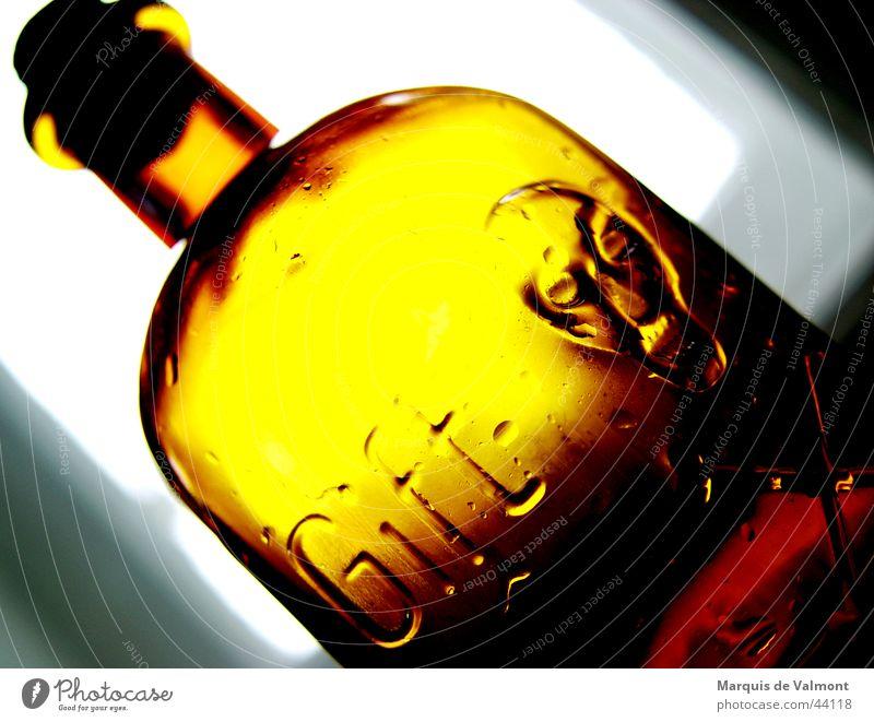 Süßer Seim für müde Maiden... Glas historisch Warnhinweis Flasche Gift Schädel Apotheke