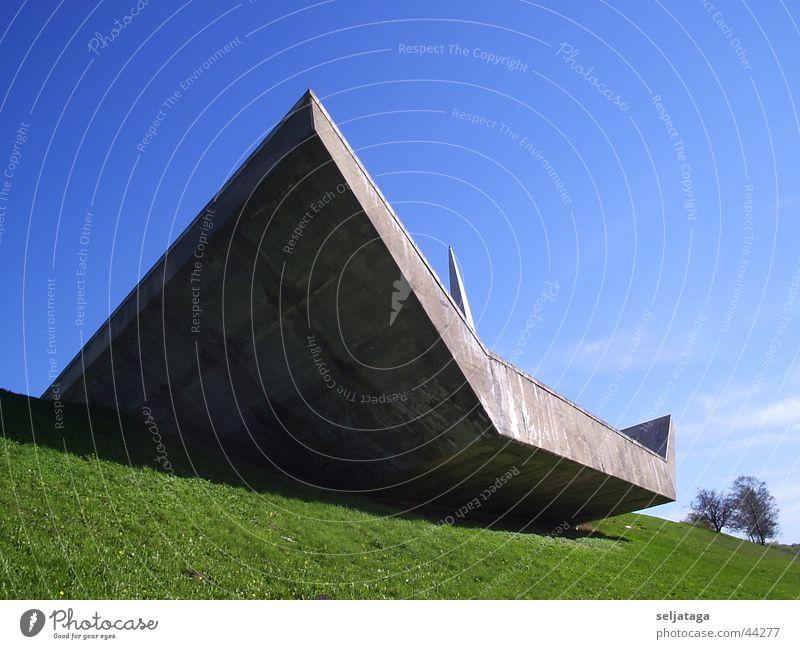 Monument Himmel Denkmal historisch